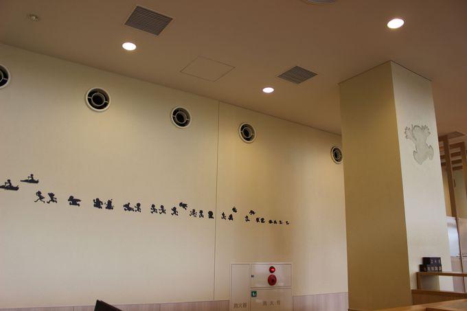 夢いっぱいのミュージアムカフェ