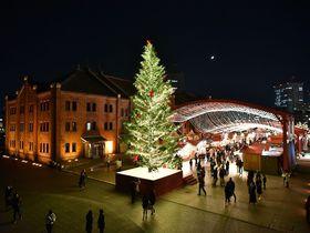 クリスマスマーケットin横浜赤レンガ倉庫!ディーン・フジオカの歌も