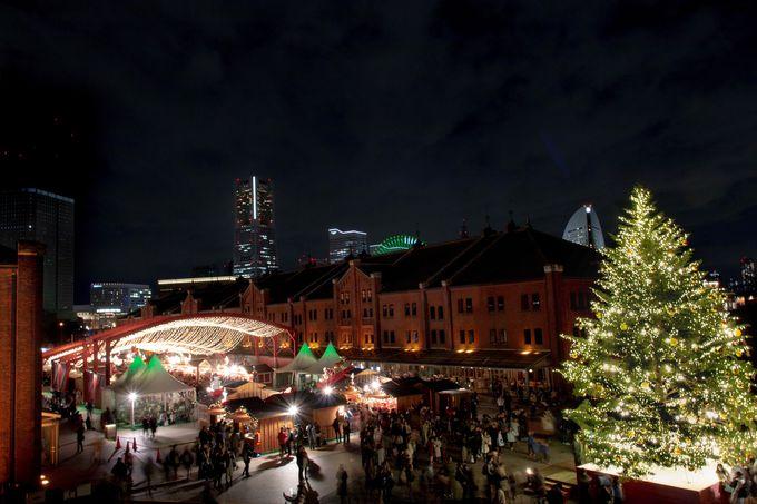 2018年「Christmas Market in 横浜赤レンガ倉庫」はドイツ・アーヘンがモチーフ