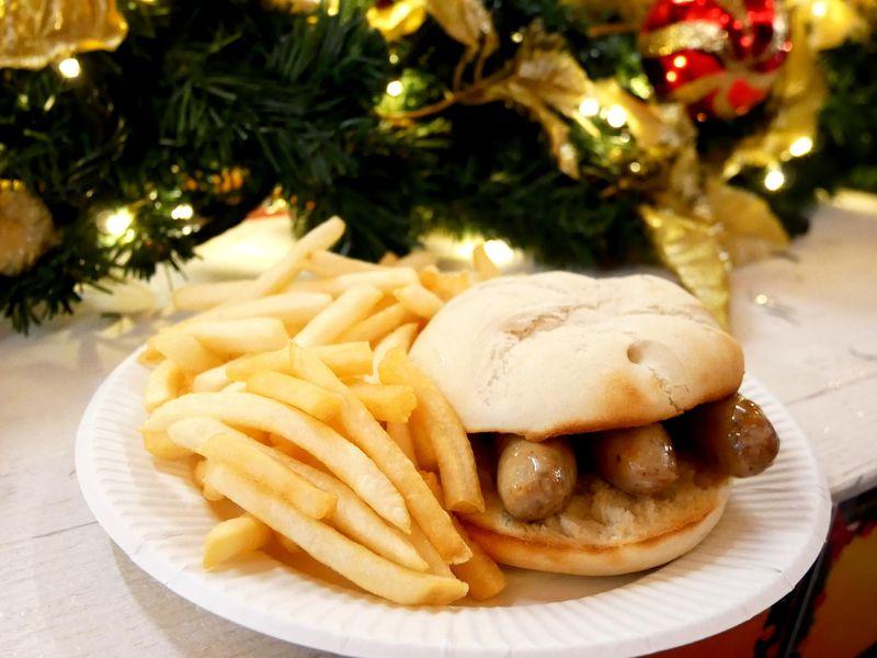クリスマスマーケットin横浜赤レンガ倉庫!本場ドイツのフードやお酒を満喫