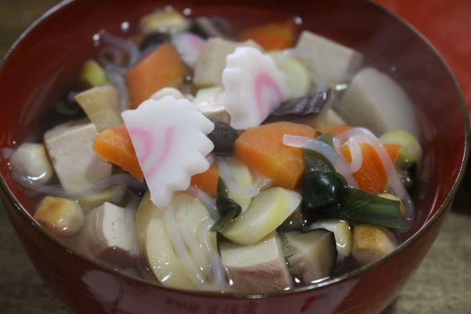 三澤屋「高遠そば」ネギ一本でソバを食べる!?