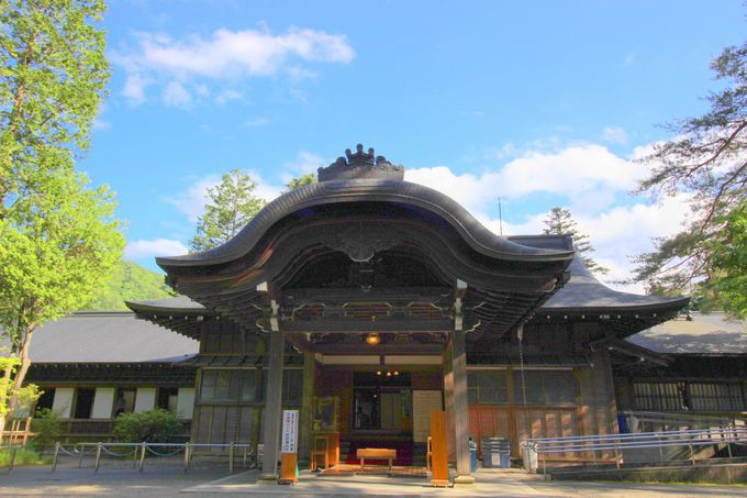 皇室の避暑地となった田母沢御用邸