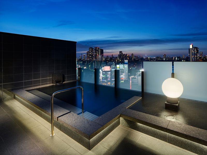 駅徒歩3分「三井ガーデンホテル五反田」オープン!空&水&緑に癒される優雅な滞在を