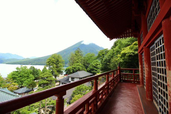 1日目午後:中禅寺湖周辺を散策