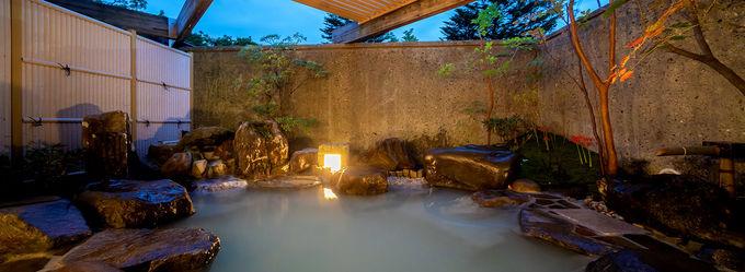 「ホテル 花庵」で美景・美食・温泉を満喫!