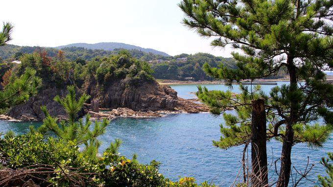 宮ヶ島をぐるりと一周