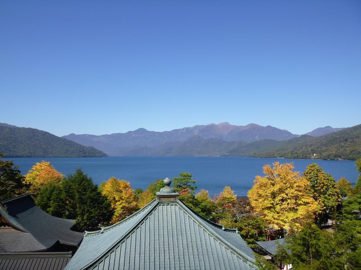 本当は教えたくない・・・穴場の中禅寺湖ビュー絶景スポット!