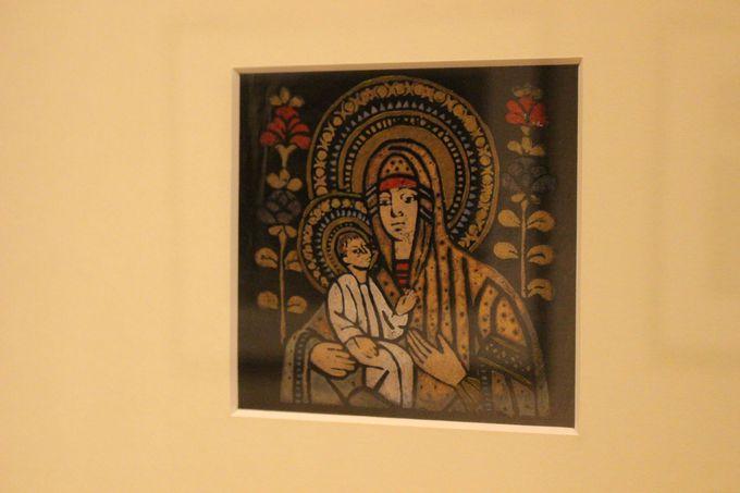 南蛮文化に魅せられた川上澄生の版画