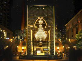 世界最大級バカラシャンデリア!恵比寿ガーデンプレイス ウインターイルミネーション2019