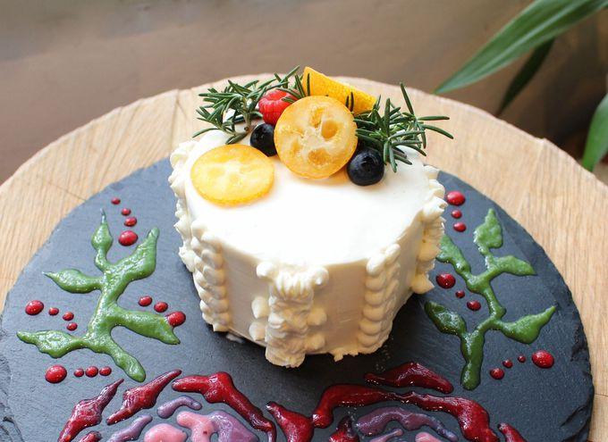 ケーキがグラタン?グラタンがケーキ?