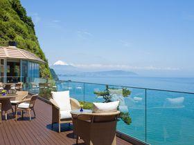 富士山・温泉・海の幸「焼津グランドホテル」海に架かる絶景の朝日も