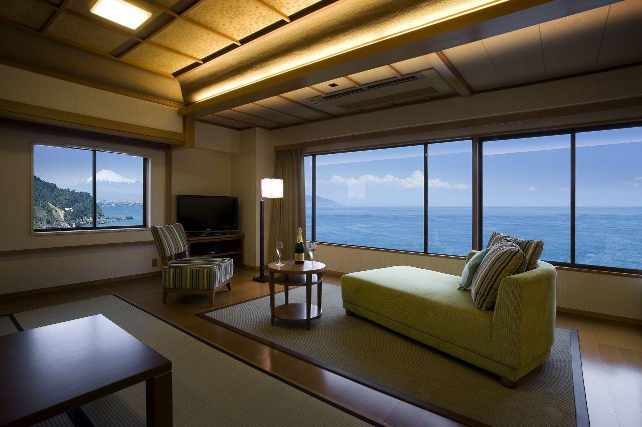 1日目:焼津で海の幸&サンライズロードを堪能