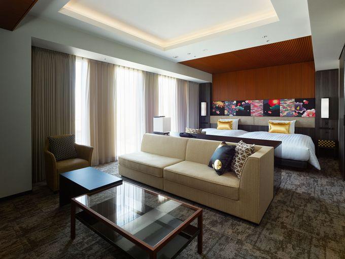 加賀百万石・金沢の美が散りばめられた客室