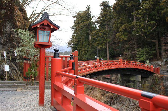 1日目午前:世界遺産・二荒山神社でパワースポット巡り
