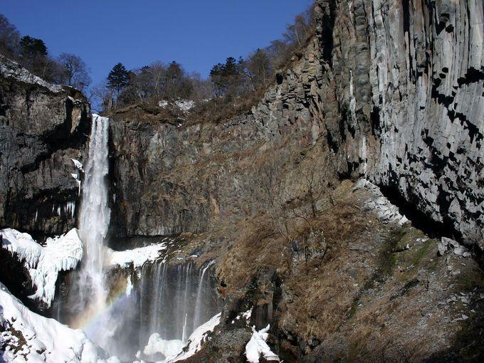 2日目午前:自然が造る氷の芸術を見よう