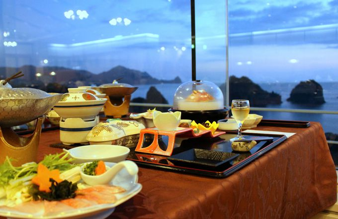 伊豆の逸品素材を匠の技で味わう至福のディナー