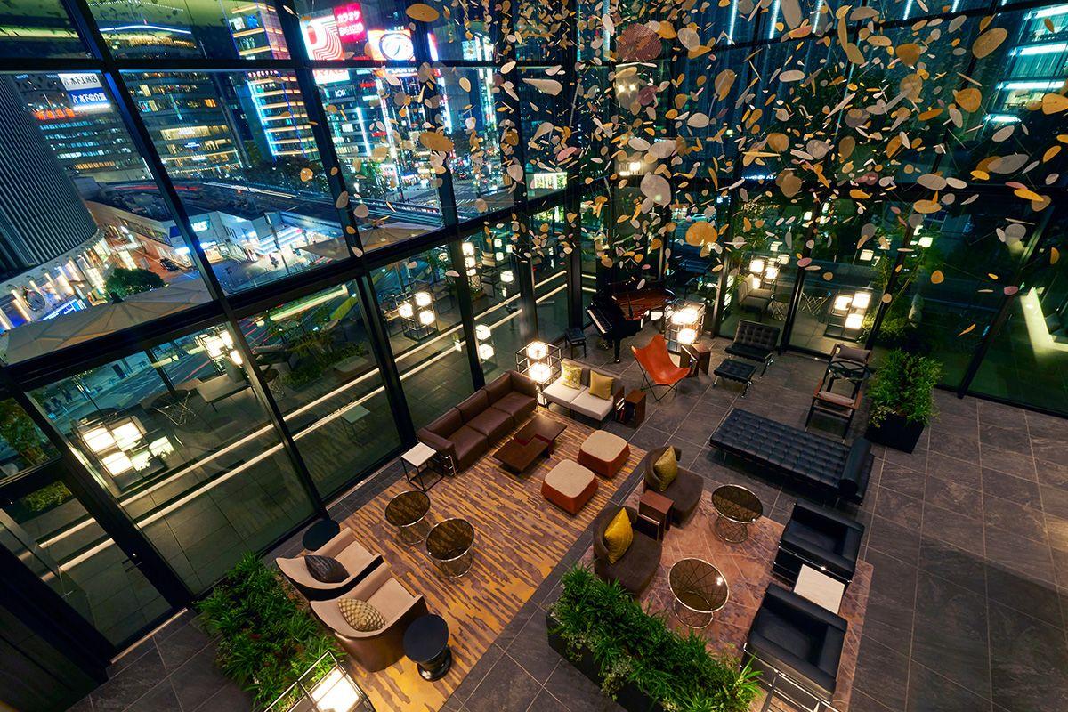 東京に抱かれる「ザ・ゲートホテル東京 by HULIC」ならではの特別な時間