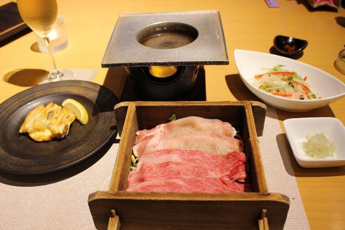 九州の逸品素材を使った美食タイム