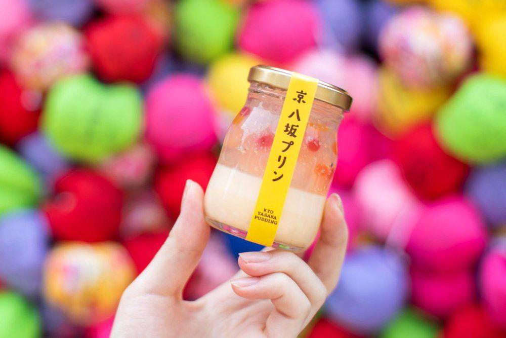 「京 八坂プリン」が可愛すぎ!京都スイーツ&土産の新星