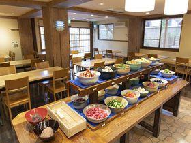 20種の漬物&お茶漬け+最中バイキング!「阿古屋茶屋」で京都ランチ