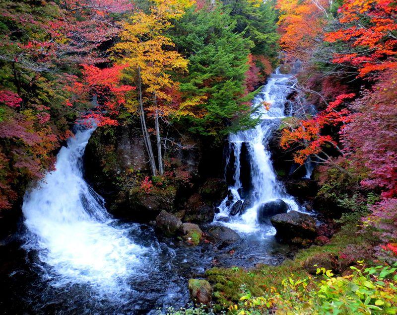 日光&鬼怒川で訪れたい紅葉スポット!王道から穴場まで
