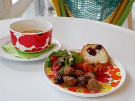 那須フィンランドの森「妖精カフェ・メッツァラウハ」公認サンタとお食事会も