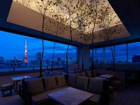 「三井ガーデンホテル六本木プレミア」アートと夜景に酔いしれて