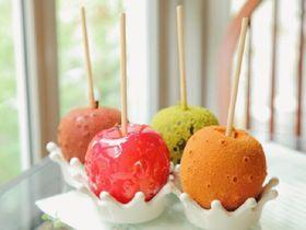 代官山「Candy apple」りんご飴の可愛さ&美味しさに夢中