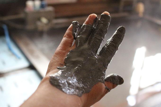 塩原・新湯「湯荘 白樺」湯泥の美肌効果がマジ凄い!