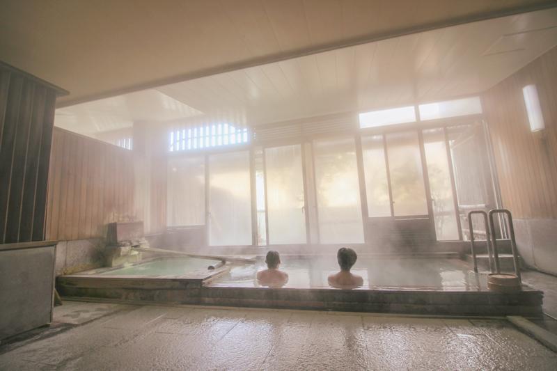 那須「旅館 清水屋」那須湯本温泉・鹿の湯を源泉かけ流し!