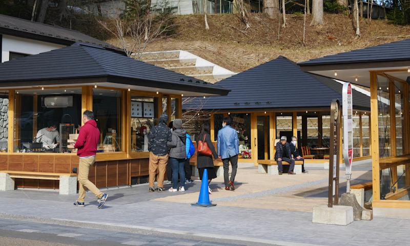 日光「西参道茶屋」世界遺産エリアに魅惑のグルメスポット出現!