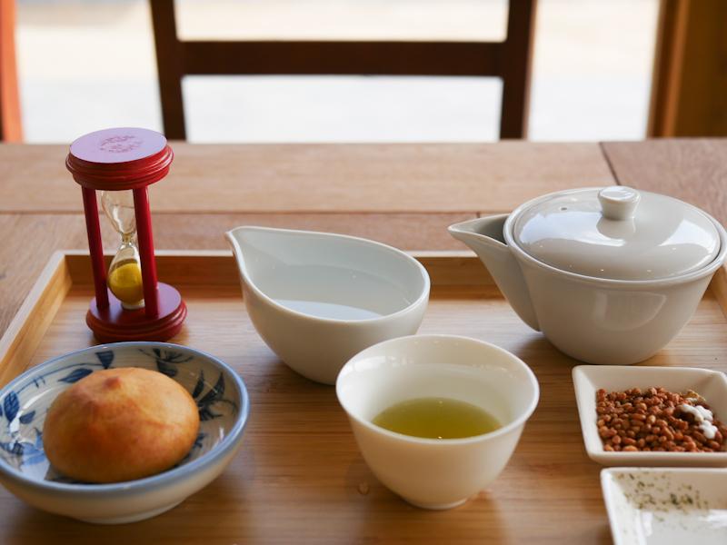 「茶寮 日りん」栃木の味&日本茶をゆったり味わおう