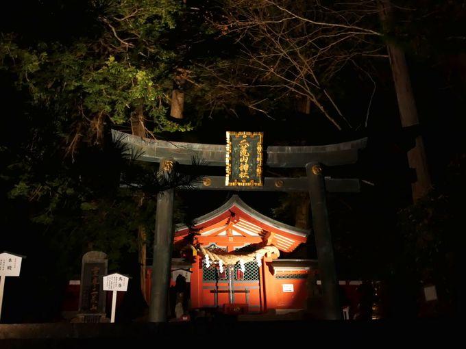 「日光山 中禅寺立木観音」と「日光 二荒山中宮祠」の特別参拝