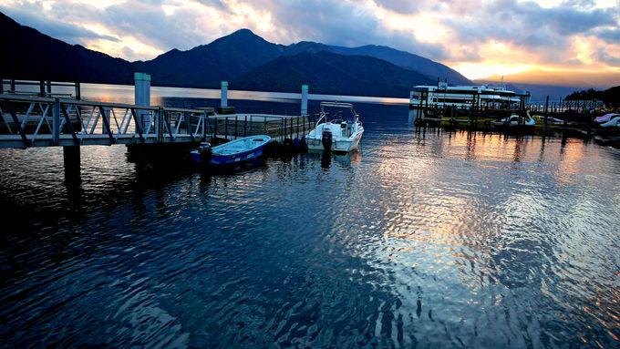 「旅籠 なごみ」は中禅寺湖が目の前!