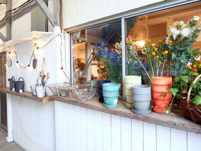 花と雑貨「enn hanatokurashi」憧れのフレグランスも!