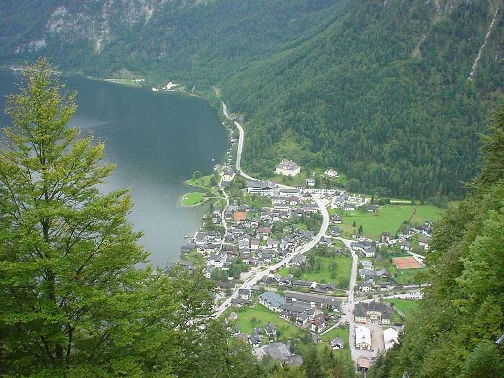 美しいハルシュタットの町が一望できるオススメスポット