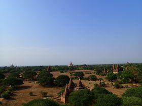ミャンマー・バガン遺跡の数千にも及ぶパゴダの光景がスゴイ!初心者必見!おさえておきたいスポット3選