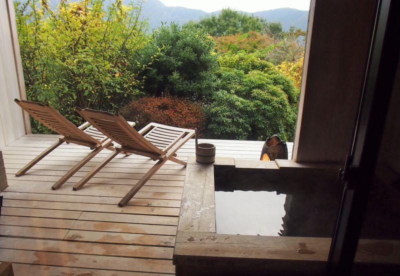 赤ちゃん連れにもお勧めしたい!箱根の高級旅館「強羅花扇」