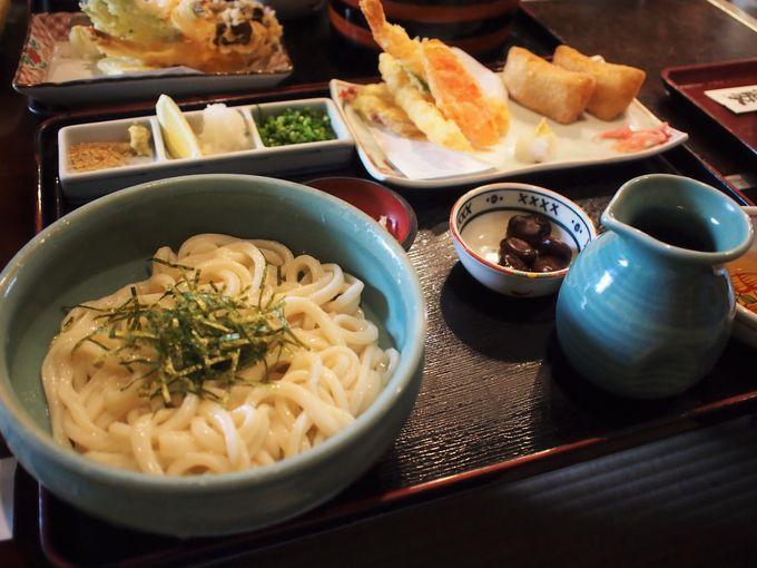 香川観光のメインイベント!やっぱり「うどん」は外せない