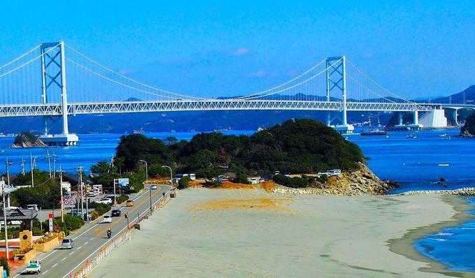 まずは徳島県の鳴門市「渦潮」とは