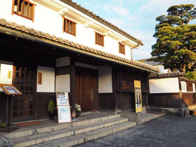 倉敷美観地区の建物に溶け込んだ歴史ある宿「料理旅館 鶴形」