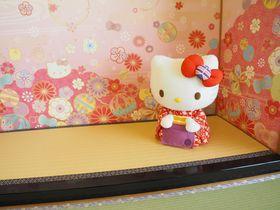 世界初のハローキティ和室はここだけ!岡山・湯郷温泉「美春閣」