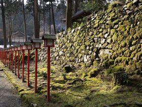 石積みの芸術!近江坂本の街で穴太衆の石積みを堪能