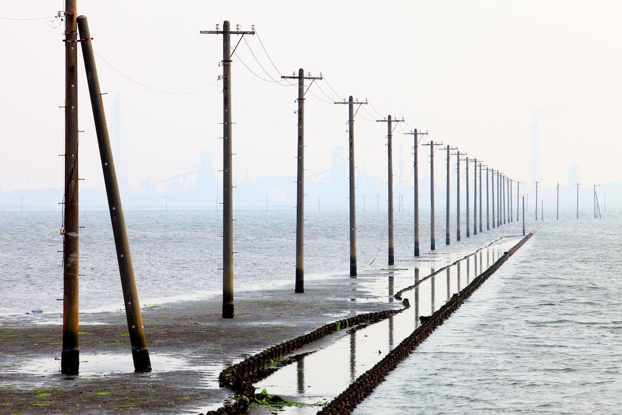 4.江川海岸