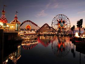 絶対押さえたい!「カリフォルニア ディズニーランド・リゾート」絶景の数々