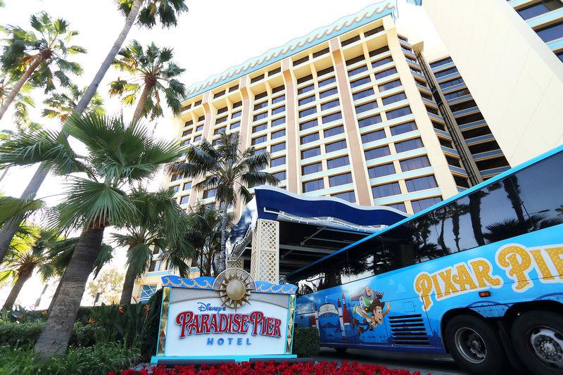 カリフォルニア「ディズニー・パラダイス・ピア・ホテル」はファミリーにオススメ!