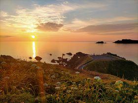 澄んだ海と空の風景!日本最北の島「礼文島」の絶景4選