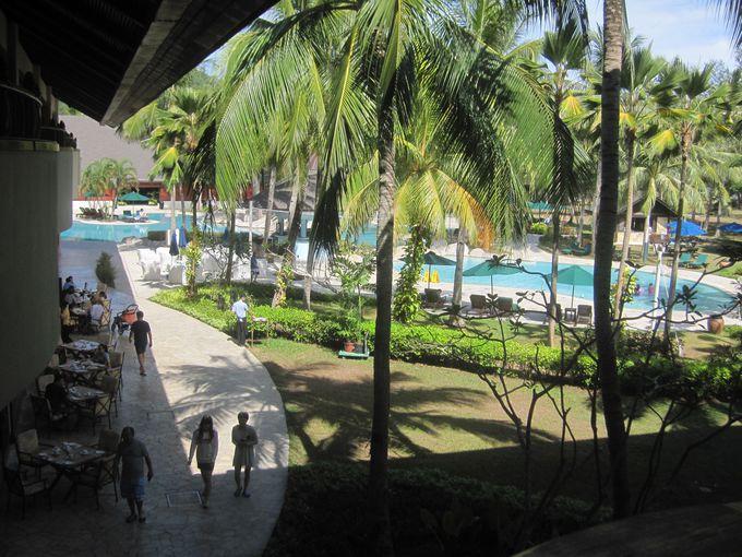 7.Borneo Beach Villas