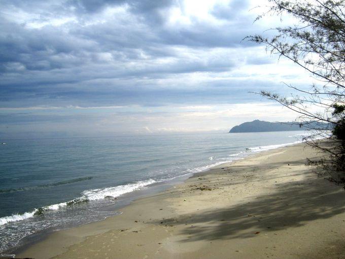 これがプライベートビーチ!