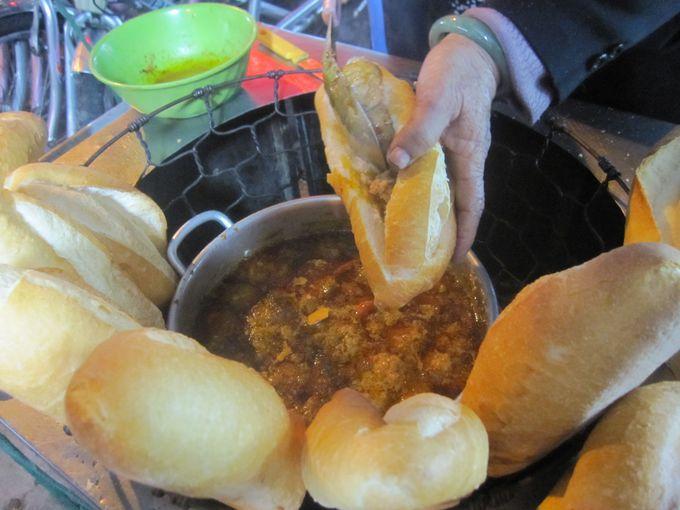 ベトナム風フランスパン「バインミー」もダラット風はひとあじ違う!
